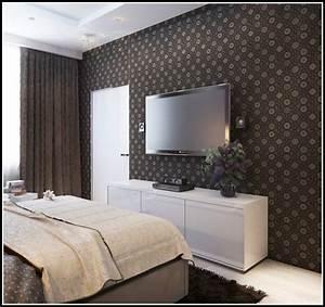 Moderne Tapeten Schlafzimmer Schlafzimmer House Und