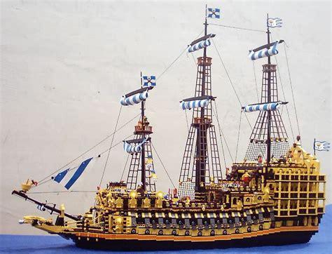 Ahoy! Lego Pirate Ships !