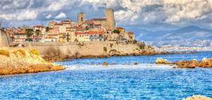 Sail Antibes A Pearl On The French Riviera
