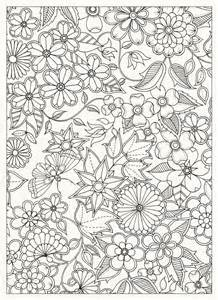 free coloring pages of johanna basford