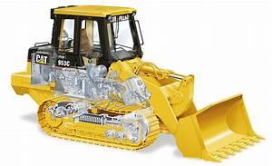 Classic Construction Models  Iron Profile  Cat 953c Track Loader