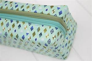 Annex Double-Zip Box Pouch - Sew Sweetness