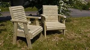 Chunky, Garden, Chairs