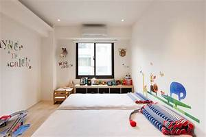 Contemporary Child-Friendly Apartment For A Young Urban