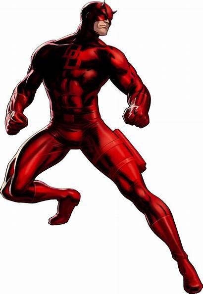 Daredevil Marvel Comic Classic Rpg Profile Forever