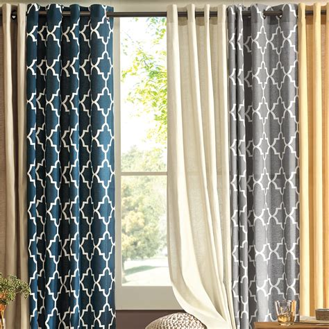 kohls sheer curtain panels curtains shop for window treatments curtains kohl s