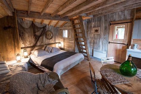 chambres dans les arbres cabanes d 39 exception dans les vosges pour un séjour