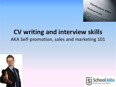 Cv Writing Skills by Cv Writing And Skills 2013