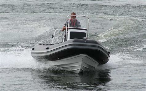 Rib Boat Hong Kong by 520 Rib Is A Safe And Easy To Maintain Boat