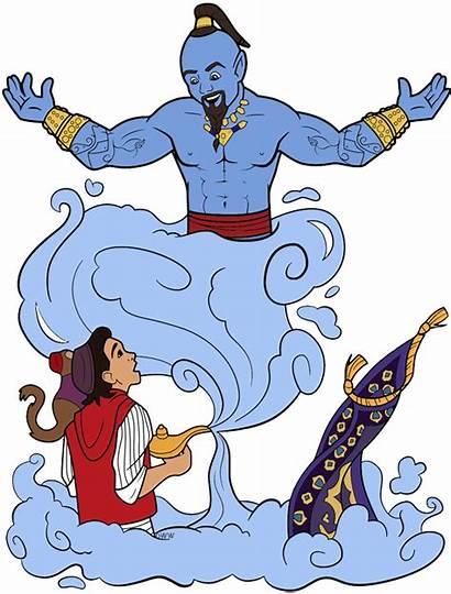 Aladdin Action Genie Clip Carpet Magic Abu