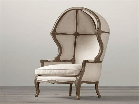 Porters chair, restoration hardware porter chair