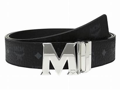 Belt Buckle Silver Mcm Reversible Claus Belts