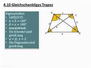 Ik Berechnen : 8 gleichschenkliges trapez youtube ~ Themetempest.com Abrechnung