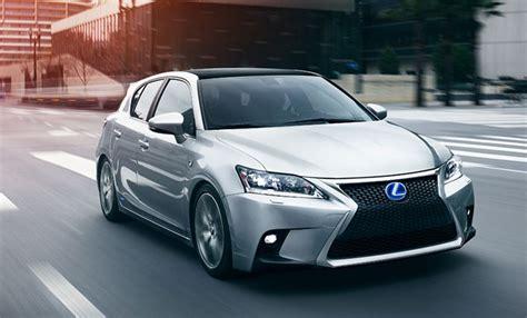 Lexus Dominates Consumer Reports Reliability Rankings