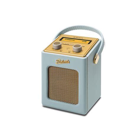 mini dab radio revival mini dab fm digital radio duck egg from powerhouse je uk