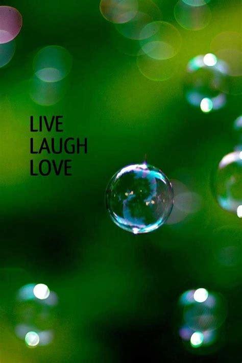 love laugh bubbles wallpaper green bubble bubble