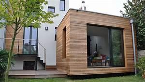 cout agrandissement maison 30m2 - cout extension maison toit plat ventana blog