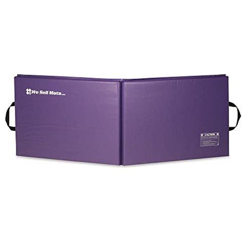 we sell mats we sell mats folding exercise mats 2 x 6 purple
