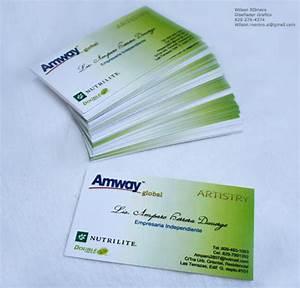 Amway tarjetas de presentacion wwwpixsharkcom images for Tarjetas de presentacion de amway