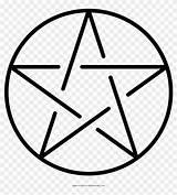 Pentagram Pngfind sketch template