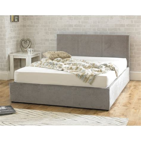 childrens bed with stirling ottoman 6ft king size fabric bed