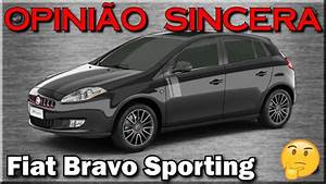 Andando No Fiat Bravo Sporting Dualogic 2014 Do Meu Primo