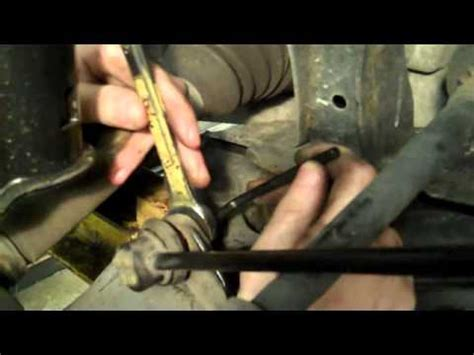 clunking sound replacing sway bar link  shayne