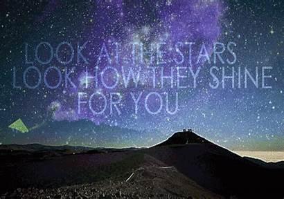 Shine Stars Monotonous Scintillating Becomes Things