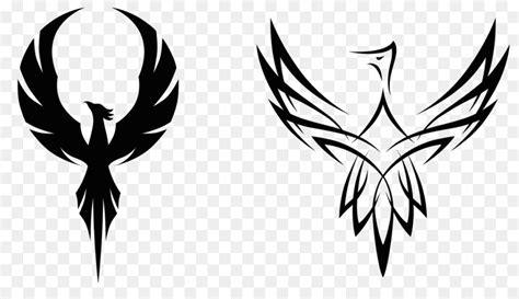 phoenix logo clip art black phoenix cliparts