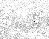 Coloring Snow Printable Themed Winter 30seconds Mom Printables Tip Seconds Inspire Inspired Join Take Community sketch template