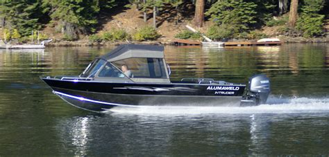 Used Aluminum Fishing Boats In Oregon by Alumaweld Premium All Welded Aluminum Fishing Boats For