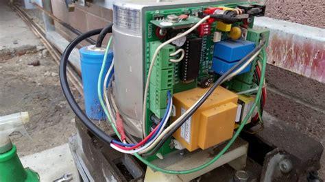 Sliding Gate Magnetic Limit Switch Sensor Wiring Youtube