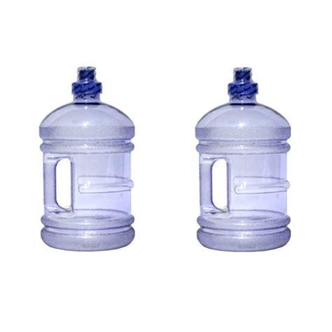 ore international h8o 64 oz bpa free water jug with