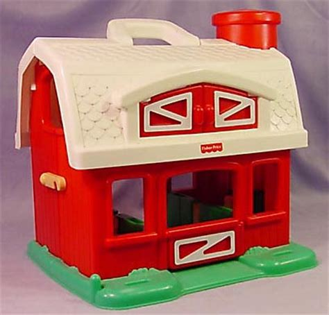 fisher price barn this s fisher price chunky base