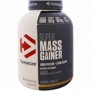 How To Use Dymatize Super Mass Gainer