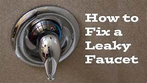 How to repair a dripping bathtub faucet how to repair for How to fix a dripping faucet in bathroom