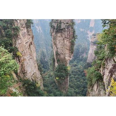 Wulingyuan & Zhangjiajie National Forest Park || Exploring