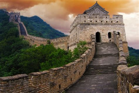 How Long Is The Great Wall Of China Wonderopolis