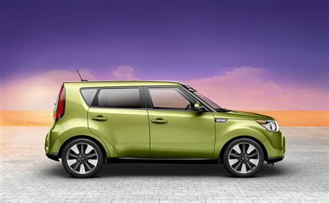 Quick Take 2014 Kia Soul  Carrying The Halo  The Fast