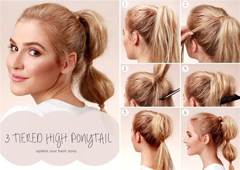 latest long hair step by step hairstyles for girls smart