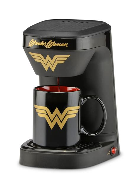 All of coupon codes are verified and tested today! DC Comics Wonder Woman 1 Cup Coffee Maker | Walmart Canada