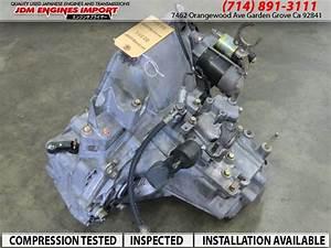 Jdm Honda Accord Prelude F20b 5 Speed Manual Transmission