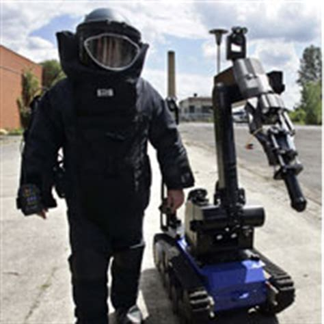police robot control howstuffworks
