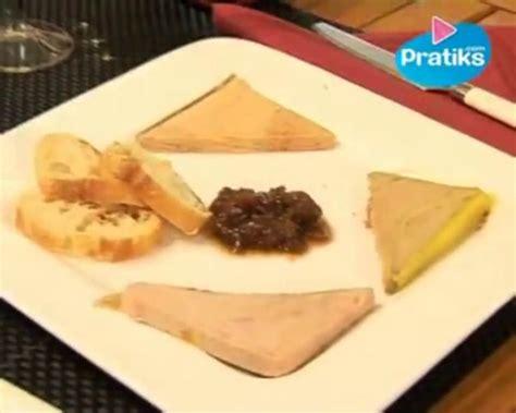 comment cuisiner le foie gras cuisine minceur comment cuisiner un velouté de fânes de