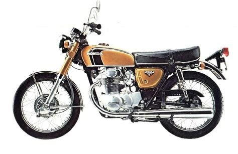 honda cb 250 honda cb 250 specs 1974 1975 autoevolution