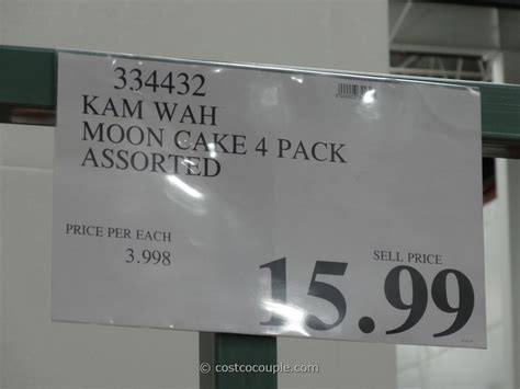 kam wah moon cakes