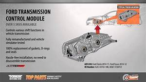 Ford Transmission Control Module