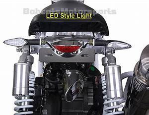 Ice Bear Maddog 50cc Motor Trike Pst50 14