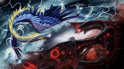 Lightning Dragon Wallpapers Bv Screen Beld