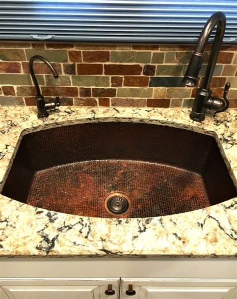 oval kitchen sink squared oval standard copper kitchen sink copper sinks 1329